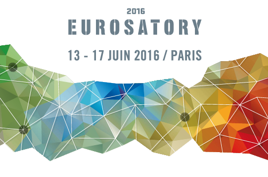 Salon EuroSatory 2016 / 13-17 juin 2016 / Paris